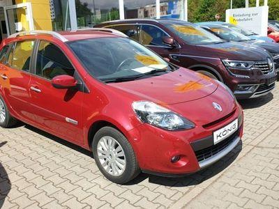 gebraucht Renault Clio III Kombi 1.2 16V Dynamique Klimaanlage