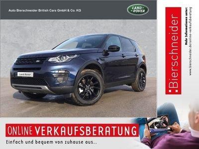 gebraucht Land Rover Discovery Sport TD4 SE Black Edition PANORAMA DAB XENON KAMERA NAVI