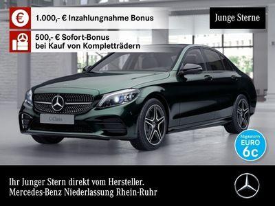 gebraucht Mercedes C400 4MATIC