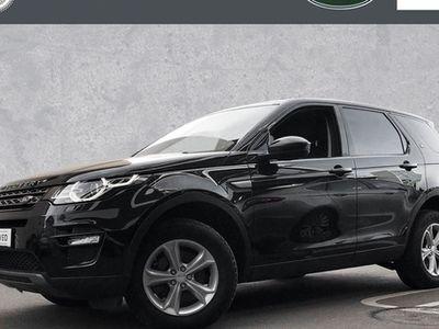 gebraucht Land Rover Discovery Sport SD4 SE