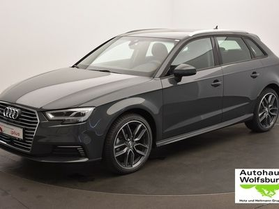 gebraucht Audi A3 Sportback e-tron 1.4 TFSI S-tronic sport LED/Na