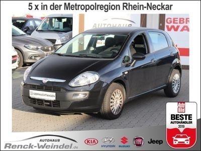 gebraucht Fiat Punto MyLife 1.4 8V Radio Klima Multif.Lenkrad B