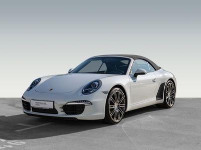 gebraucht Porsche 911 Carrera Cabriolet 991 BOSE Sportabgasanlage