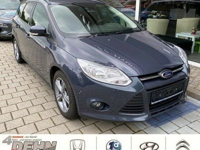 gebraucht Ford Focus Turnier 2.0 TDCi SYNC Edition AT Navi / P