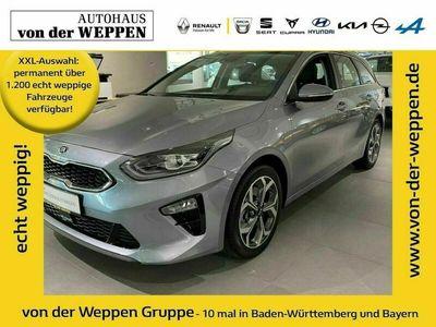 gebraucht Kia cee'd Sportswagon 1.6D Spirit NAVI LED PDC Klima als Kombi in Heilbronn