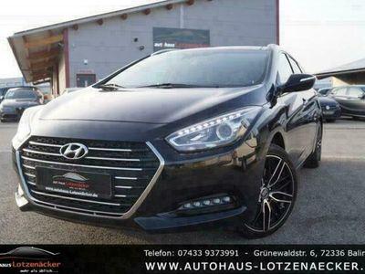 gebraucht Hyundai i40 1.7 CRDi Premium RFK/NAVI/AHK/PANO/TEMPOMAT/