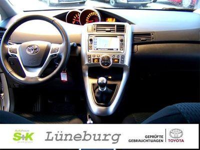 gebraucht Toyota Verso 2.0 D-4D Travel+Anhängerkupplung