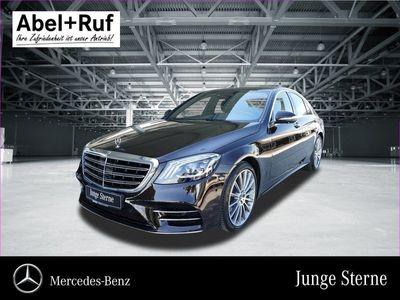 gebraucht Mercedes S450 - BENZAMG Mulitbeam 360° Memory Burmester HUD