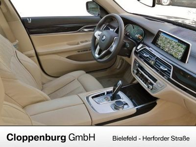 gebraucht BMW 730 d ACC H+K Sound WLAN Gestik Standh.KEIN MIETER