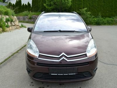gebraucht Citroën Grand C4 Picasso Tendance*AUTOMATIK*KLIMA*7 SITZER