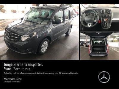gebraucht Mercedes Citan 111 TOURER EDITION KLIMA+TEMPOMAT+RADIO