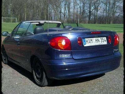 gebraucht Renault Mégane Cabriolet 1.6 Privilege