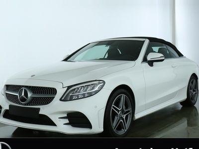 gebraucht Mercedes C200 Cabriolet AMG **Facelift/Navi/Kamera