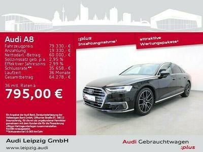 gebraucht Audi A8 60 TFSI e qu. *Pano*HD-Matrix*HuD*UPE 137t€*