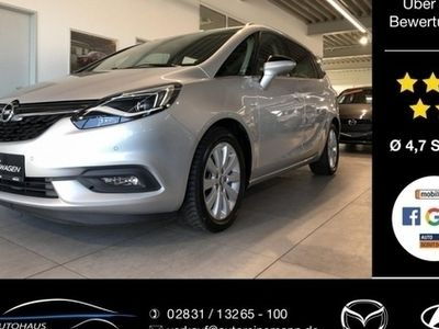 used Opel Zafira 7-Sitzer Innovation Voll-LED Navi PDC