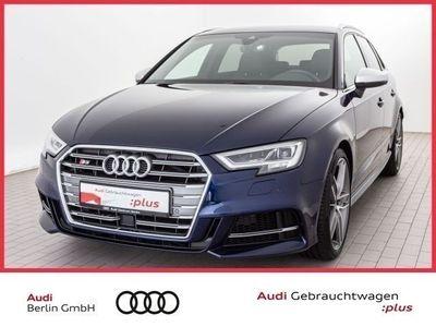 gebraucht Audi S3 Sportback 2,0 TFSI qu S tr. VIRTUAL MATRIX- LED B&O