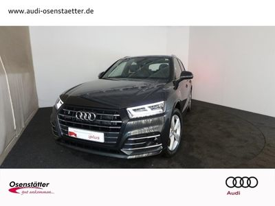 gebraucht Audi Q5 55 TFSI e sport qu./Matrix/B&O/S-line/Virtual