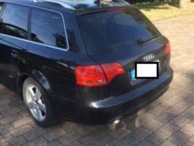 Verkauft Audi A4 Avant S Line Bj 2008 Gebraucht 2008 245000 Km