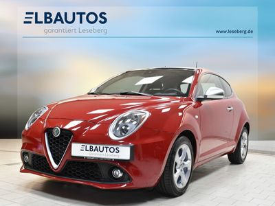 gebraucht Alfa Romeo MiTo 0,9 8V TwinAir Super SHD/Klimaautomatik/PTS