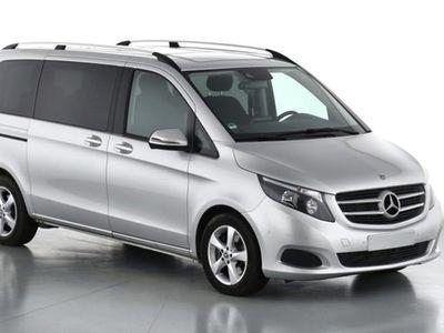 gebraucht Mercedes V220 d Edition AHK 2,5 t/Easy Pack/Sportpaket