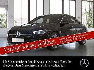 gebraucht Mercedes CLA200 Cp. Carbon Navi Premium LED Kamera PTS