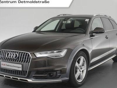 gebraucht Audi A6 Allroad quattro 3.0 TDI qu. Assistenz Pano LED Teilleder Navi R-Kamera S tronic