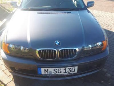 gebraucht BMW 328 3er Comfort Edition