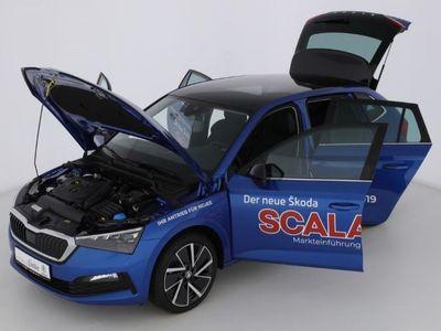 gebraucht Skoda Scala ScalaSTYLE 1.5 TSI DSG LED|PANO|KESSY|SUNSET