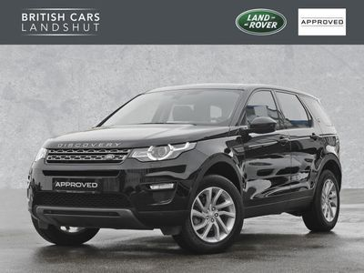 gebraucht Land Rover Discovery Sport 2.0 TD4 180PS SE/Panoramadach..