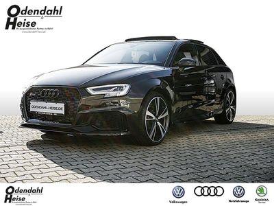 gebraucht Audi RS3 Sportback 2,5 TFSI S tronic EU6 Klima Navi