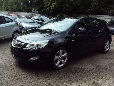 gebraucht Opel Astra Edition J Lim. 5-trg.Euro 5,Erste Hand.