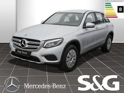 gebraucht Mercedes GLC220 d 4Matic Navi/Voll-LED/Parklenkassist/SH