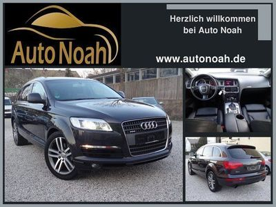 gebraucht Audi Q7 3.0 TDI quattro, 7 Sitz,Standheizung,Leder,Na