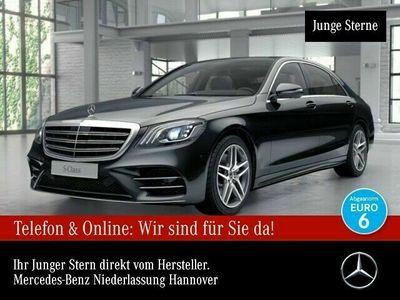gebraucht Mercedes S400 d L 4M AMG Nachtsicht Fondent 360° Stdhzg als Limousine in Hannover/Langenhagen