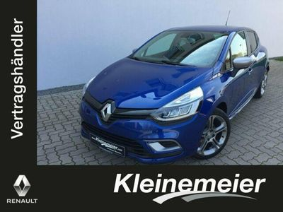 gebraucht Renault Clio IV 1.2 TCe 120 Intens ENERGY GT-Line
