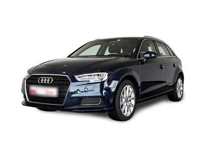 gebraucht Audi A3 Sportback 30 TDI design Euro 6, MMI Navi, Bi