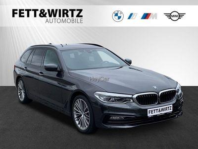 gebraucht BMW 540 xDrive SportLine Komforts
