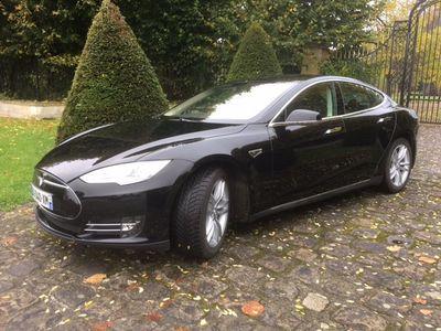 gebraucht Tesla Model S 85 - Techpaket-7Sitzer-Doppell-EU Ausf.