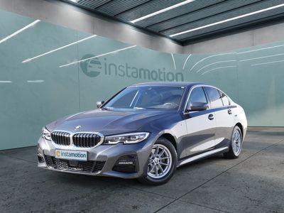 gebraucht BMW 320 320 dA M-Sport LEDER+NAVI+LED+KAM+MEM+SHZ