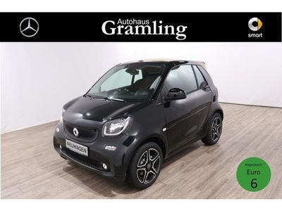 gebraucht Smart ForTwo Cabrio 66 kW turbo twinamic