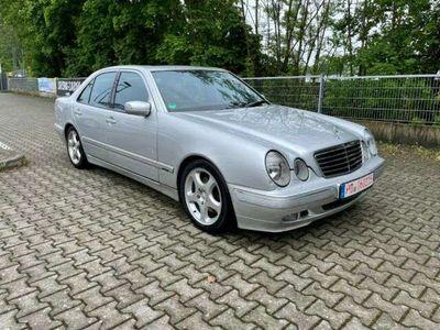 gebraucht Mercedes E320 E-Klasse Diesel Limousine E 320 CDI Avantgarde