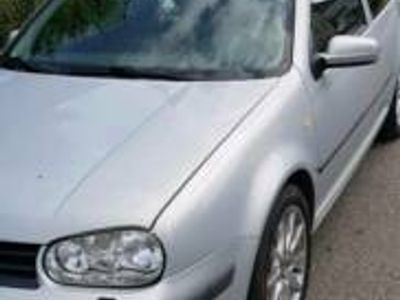 used VW Golf vier