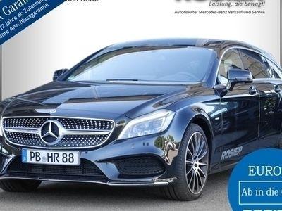 käytetty Mercedes CLS250 d SB 4M AMG Line Multib Comand Spur+Totw