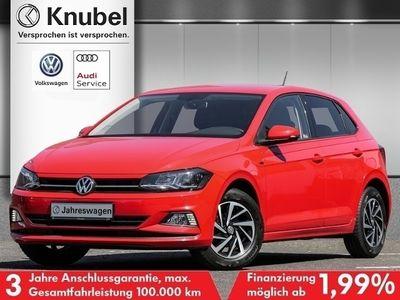 gebraucht VW Polo JOIN 1.0 BMT Navi Klima Sitzh. Ganzj.reifen GRA