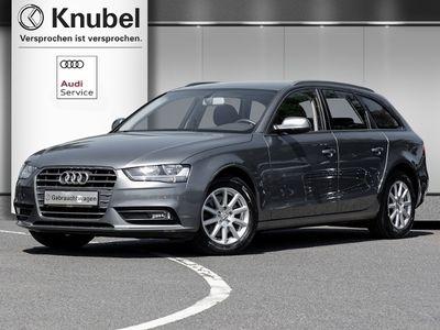gebraucht Audi A4 Avant 2.0 TDI Attraction Euro 6 eKlappe Klima