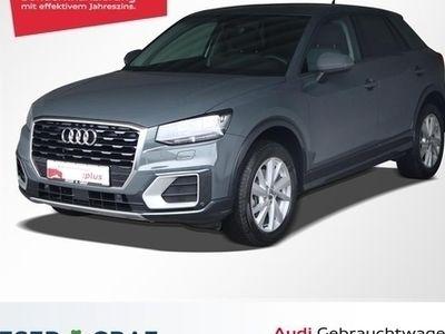 gebraucht Audi Q2 Design 35 TFSI AHK+PDC+NAVI