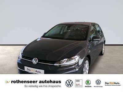 gebraucht VW Golf Highline 2.0TDI*DSG*Navi'LED*ACC* -