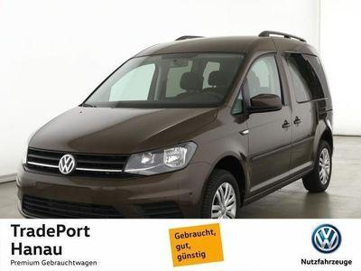 used VW Caddy Trendline TSI DSG Navi Park-Assist