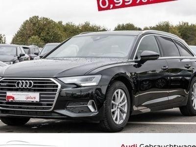 gebraucht Audi A6 Avant sport 50 TDI quattro AHK Navi Leder Panorama