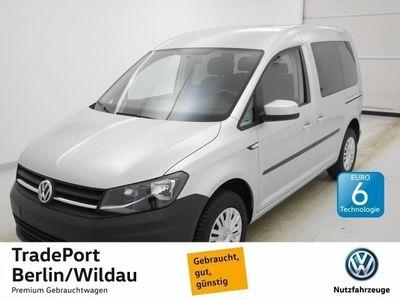 gebraucht VW Caddy Trendline TDI